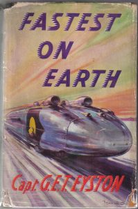George Eyston - fastest on earth
